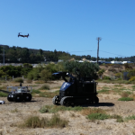 Innovation Profile: Solving Drone Positioning Problem